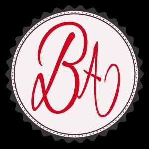 BA Initialien Logo